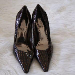 BCBG Katchens 8.5 pointed toe heels